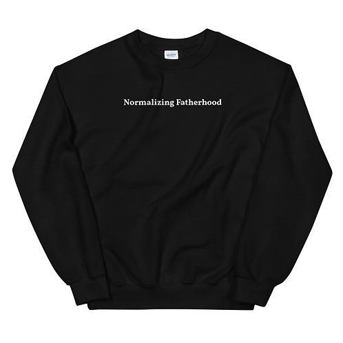 Normalizing Fatherhood Tee