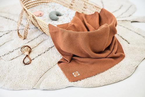 Ledikant deken basic knit