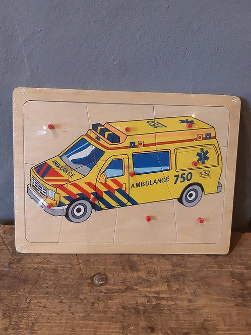 """Puzzel """"Ambulance"""""""
