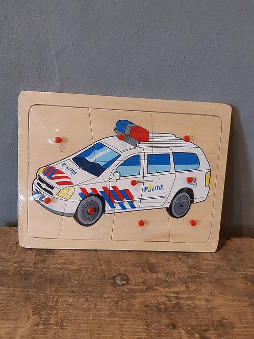 "Puzzel ""Politie"""