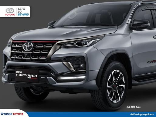 Hasil Uji Tabrak Toyota Fortuner, Bintang 5 ASEAN NCAP