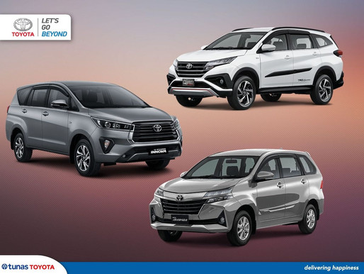 6 Mobil Toyota Terlaris Sepanjang 2020