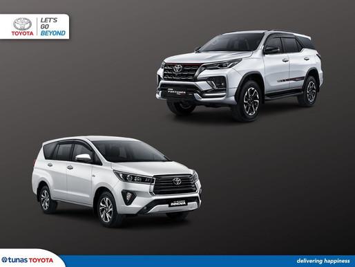 Daftar Lengkap Mobil Toyota yang Mendapatkan Potongan PPnBM