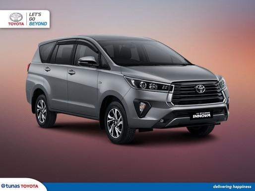 Total Biaya Servis Berkala Toyota Innova Diesel 2021
