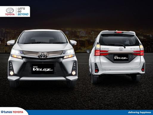Spesifikasi Lengkap dan Harga Toyota Avanza Veloz 2021