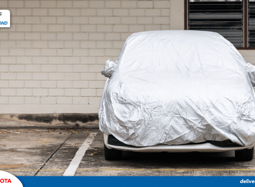 Tips Memilih Cover Mobil Terbaik