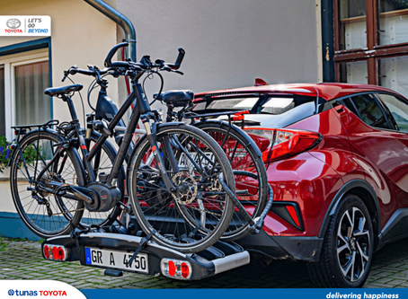 Tips Memilih Rak Sepeda di Mobil untuk Anda yang Suka Bersepeda