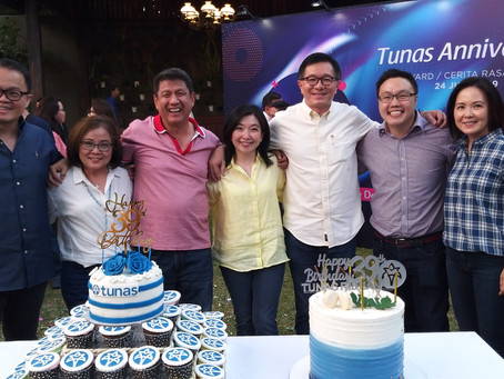 Tunas Anniversary 2019