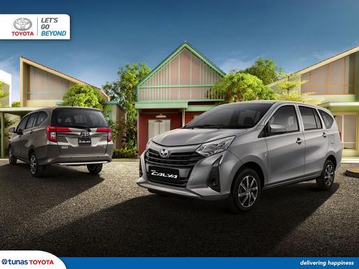 Toyota Calya, Mobil LCGC Toyota Paling Laris Sepanjang 2020