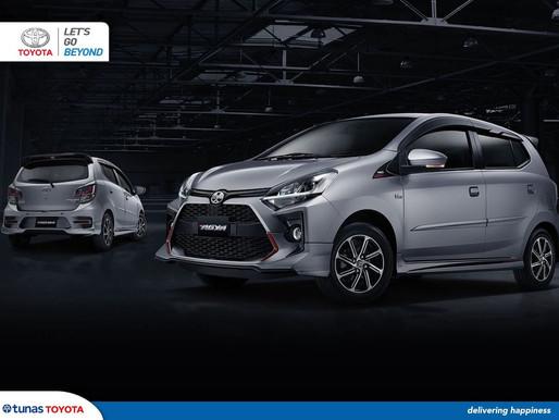 Toyota Agya, Hatchback Toyota Terlaris Sepanjang 2020