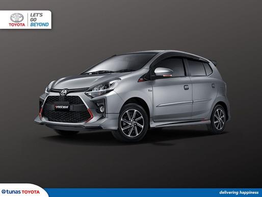 Irit Banget, Inilah Perkiraan Konsumsi BBM Toyota Agya 2021