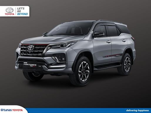 Harga Toyota Fortuner 2021 setelah Potongan PPnBM 50%
