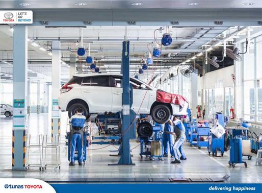 Manfaat Servis Mobil Toyota secara Berkala