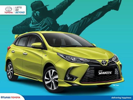 Konsumsi BBM Toyota Yaris 2021 yang Sangat Irit