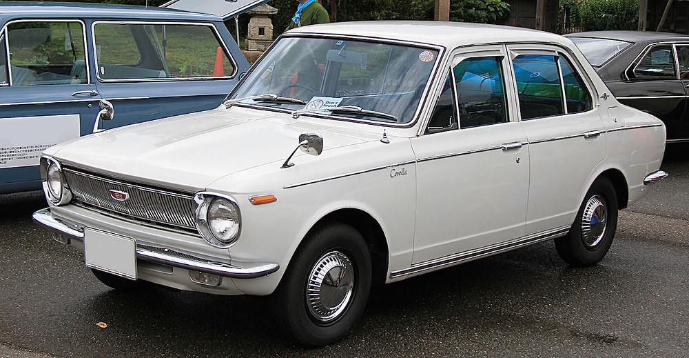 Sejarah Toyota Corolla Dari Generasi Pertama Hingga Corolla Altis