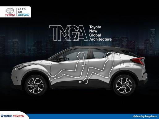 Apa itu Platform TNGA pada Mobil Toyota Terbaru?