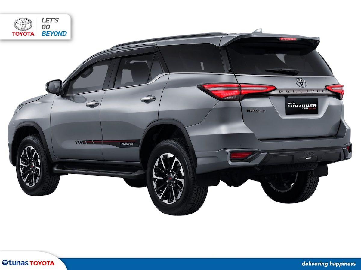 Kekurangan Harga Mobil Toyota Fortuner Perbandingan Harga