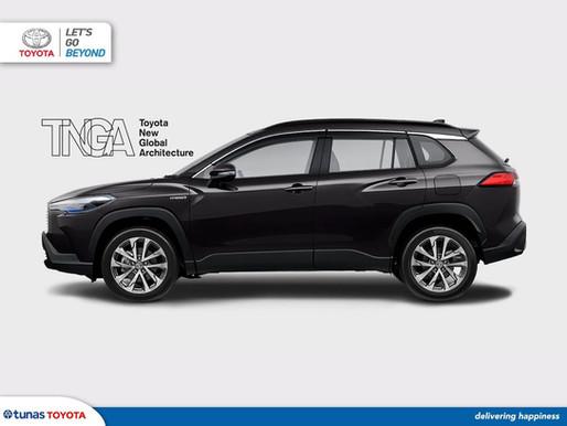 Mobil Toyota Terbaru dengan Platform TNGA