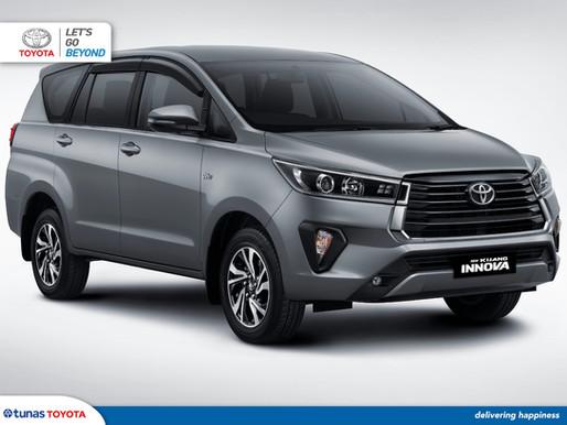 Spesifikasi Toyota Innova Diesel dan Harga Kijang Innova Terbaru 2020