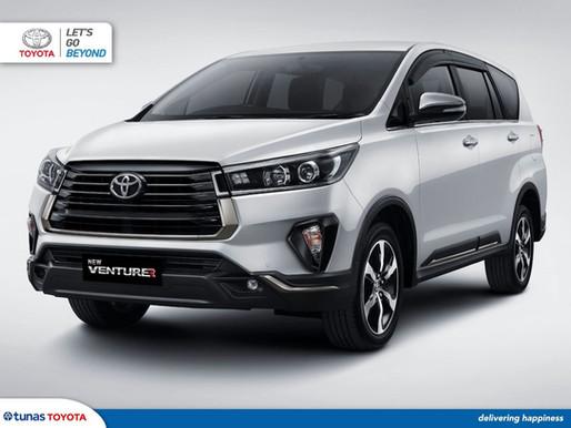 Spesifikasi Lengkap Toyota Venturer Diesel dan Harga Innova Venturer 2020