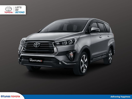 Harga Toyota Innova Venturer 2021 setelah Potongan PPnBM 50%