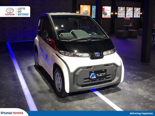 IIMS Hybrid 2021 Resmi Dibuka dan Spesialnya Booth Toyota Indonesia
