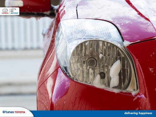 Cara Membersihkan Lampu Mobil yang Sudah Kusam