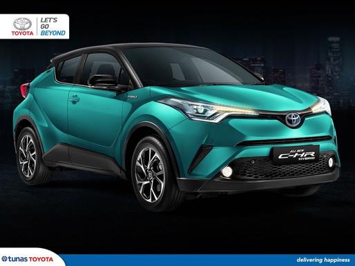Toyota CHR Hybrid, Lebih Irit dari LCGC dan Hemat Bensin Puluhan Juta!