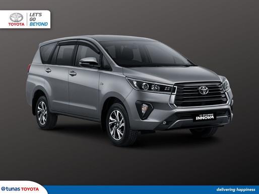Harga Toyota Innova 2021 setelah Potongan PPnBM 50%