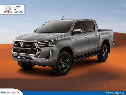 5 Rekomendasi Tempat Liburan Offroad Bersama Toyota Hilux