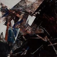 150 Paintings of June Harwood | Abstract Hard-Edge Artist | African Series | Deere | 1992