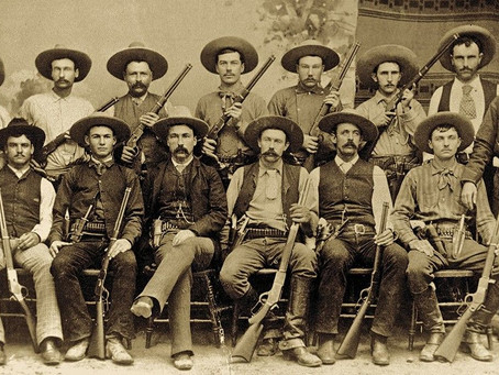 Blue History Month: The Texas Rangers Were Bastards (and so is your favorite cop)