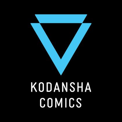 Kodansha Comics Rebrand