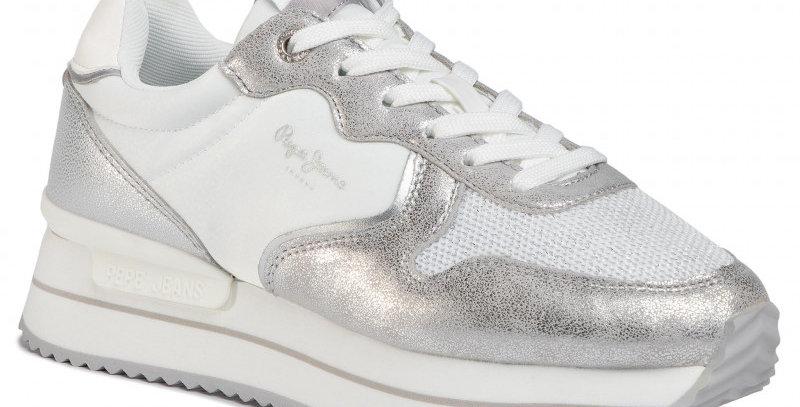 Sneakers zeppa cm.4