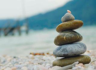 Ruhe und Gelassenheit bei hoher Anforderung