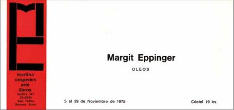 Expo Martina Cespedes