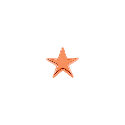 Gold Star - Junipurr Jewellery