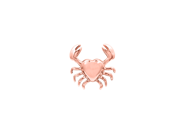 'Patty' Crab - Junipurr Jewellery