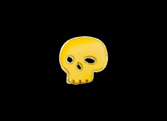 Sold 14k Gold Skull