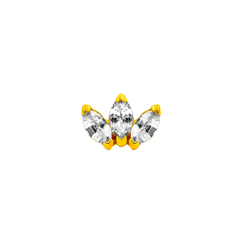 Triple Marquise