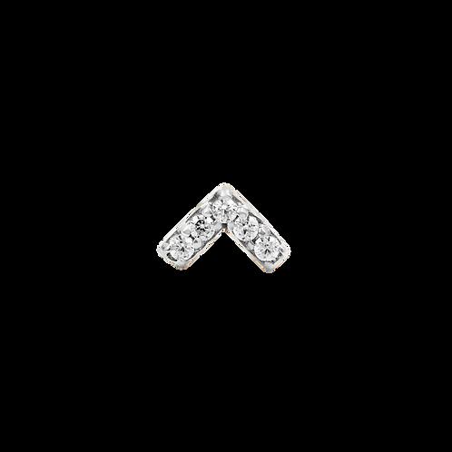The Chevron - Junipurr Jewellery