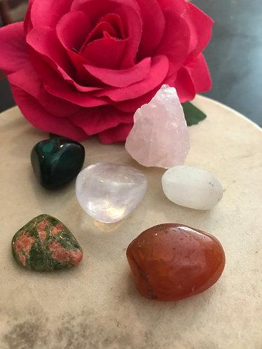 Self-Healing and Love Crystal Bundle