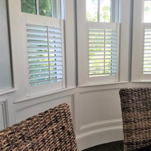 Residential Window Treatments - Amber Wilhelmina Design & Interiors
