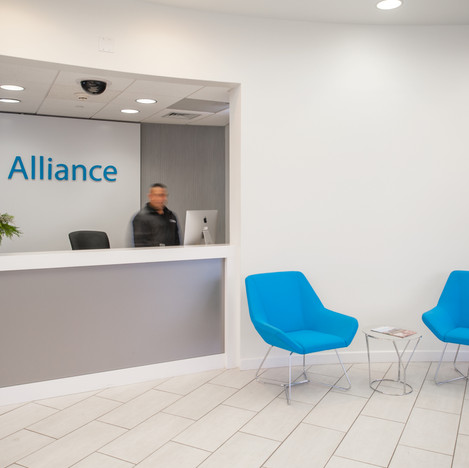 Alliance Security - Amber Wilhelmina Design & Interiors