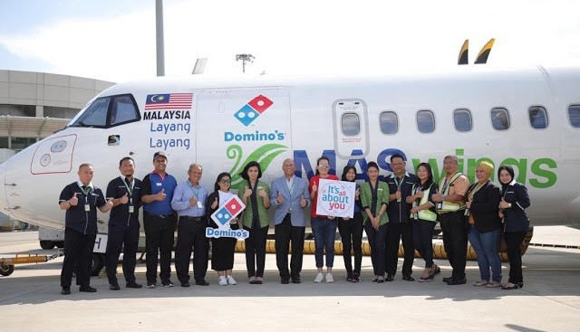 Ssamjeang Pizza Makes its Dramatic Debut in Sabah!