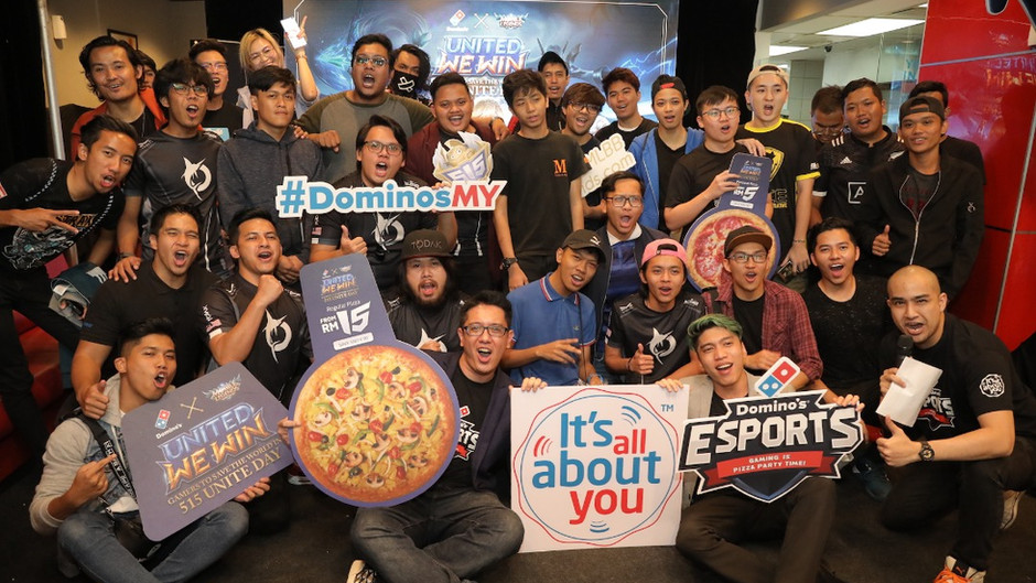 Domino's Unites with Mobile Legends in 515 Quest