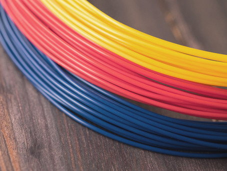 Oh, the plastics we'll use! (Or, a brief overview into 3D Printing filament)
