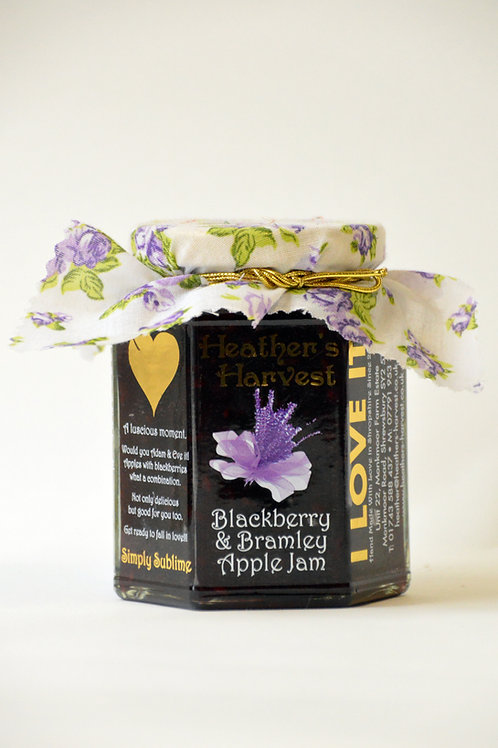 Blackberry & Bramley Apple Jam