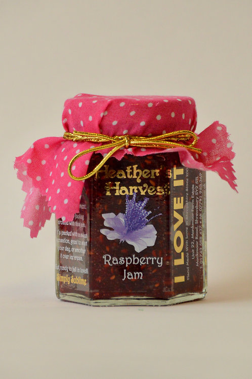 Raspberry Jam Mini Jar 100g