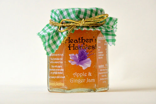Apple & Ginger Jam Mini 100g